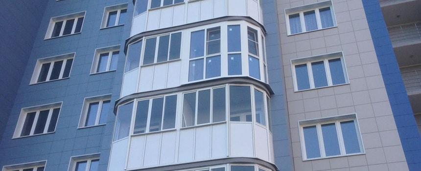 окна от застройщиков