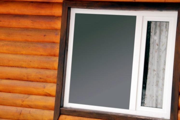 пластиковые окна для бани