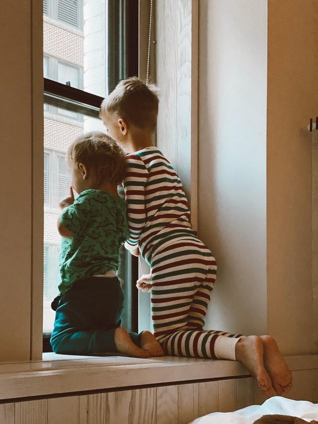 замок на окна для детей